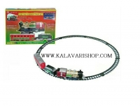 قطارسبزبادودکش وریل WESTERN EXPRESS TRAIN SET