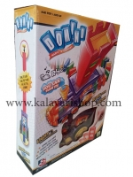 قطاردومینو چین نشکن Domino happy truck series
